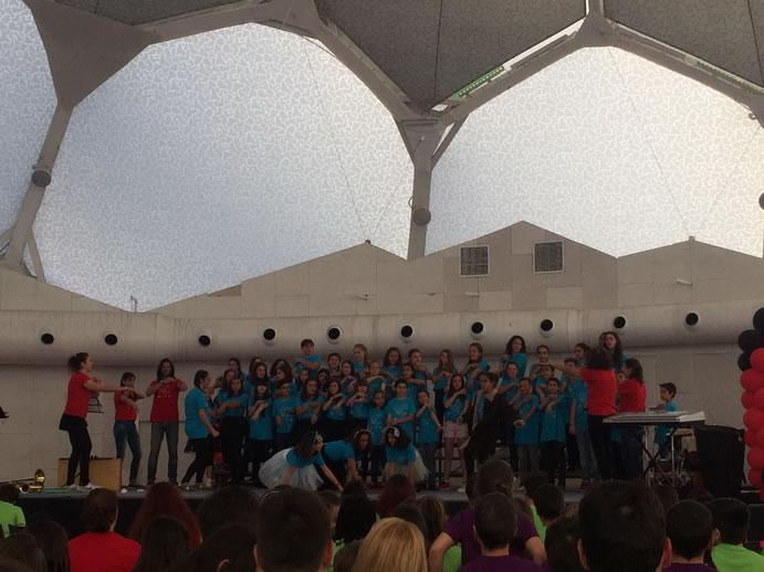 La cisterniga digital xvi del encuentro de coros escolares de castilla y le n coro ceip - Comedores escolares castilla y leon ...